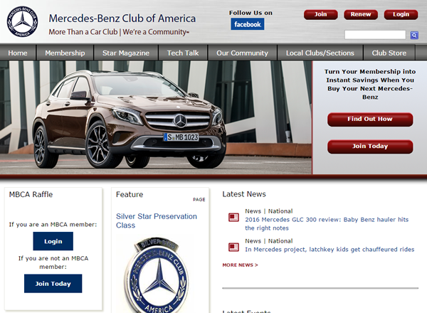 Mercedes-Benz Club of America