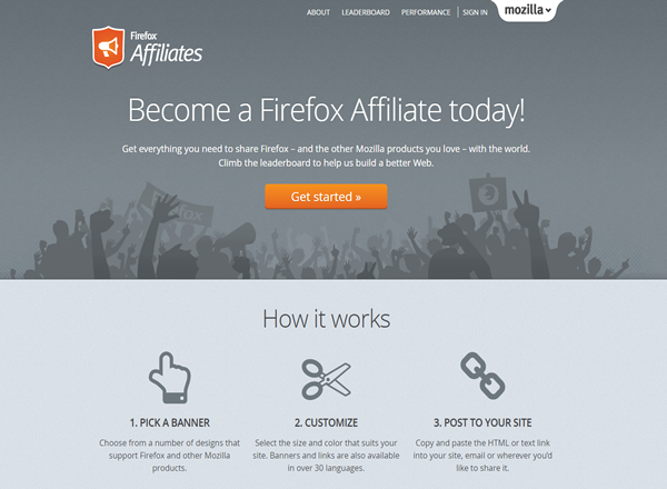 The Home of Firefox Community Marketing