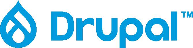 Drupal9ロゴ